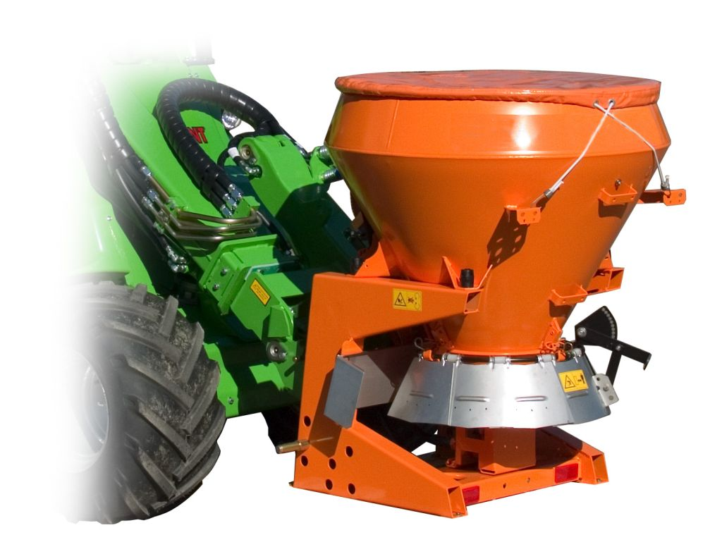 Centrifugal Sand and Salt Spreader