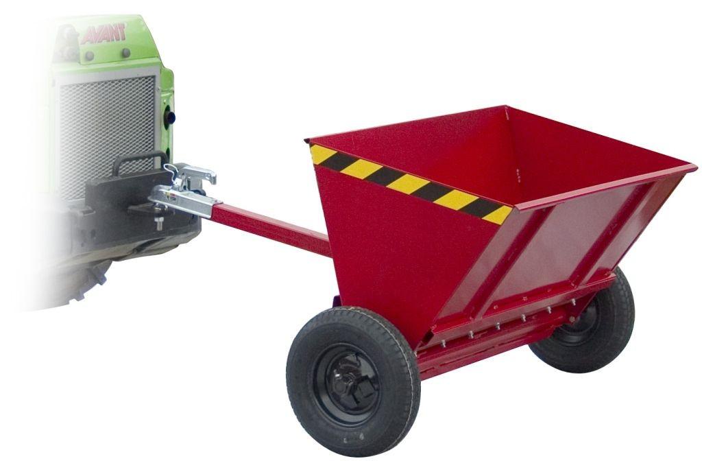 Property maintenance avant loader hire