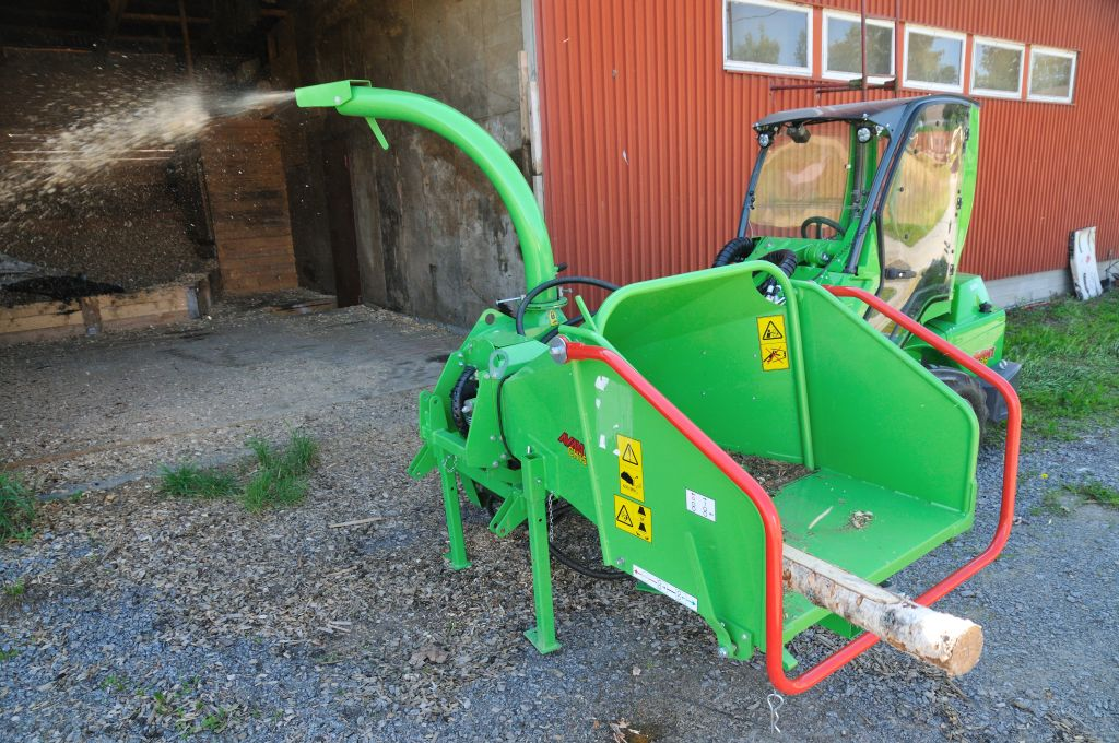 Heavy Duty Wood Chipper CH150